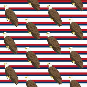 eagle fabric july 4 america patriotic fabric stripes