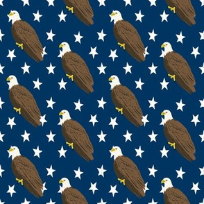 eagle fabric july 4 america patriotic fabric blue stars