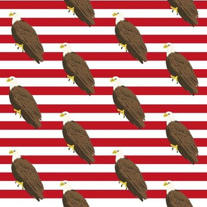 eagle fabric july 4 america patriotic fabric red stripes