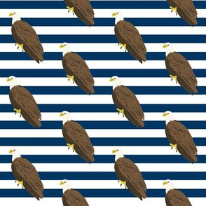 eagle fabric july 4 america patriotic fabric blue stripes