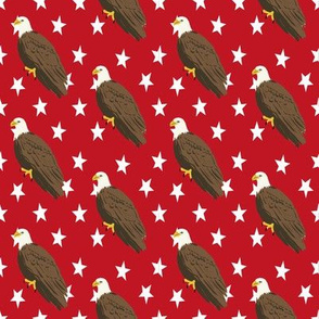 eagle fabric july 4 america patriotic fabric red stars