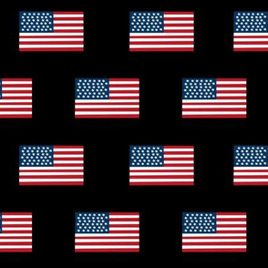 american flag fabric flag usa merica design patriotic july 4th fabric black