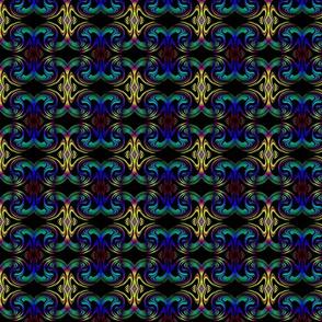 Moroccan Swirls