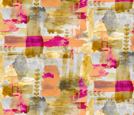 Horizon fabric by graceful on Spoonflower - custom fabric