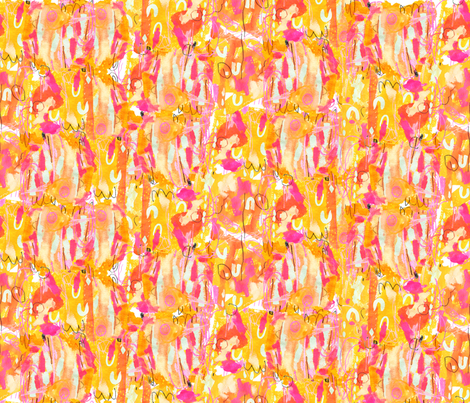Niji Tutti Frutti fabric by zoe_ingram on Spoonflower - custom fabric