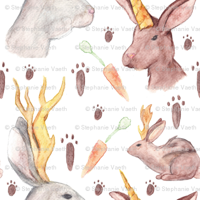 Mythical Rabbits