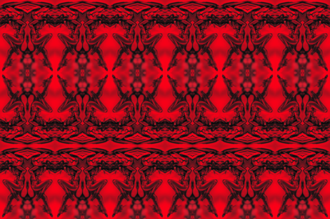 Devil Mare fabric by zhora on Spoonflower - custom fabric