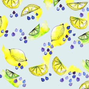 tutti juicy frutti - sky blue