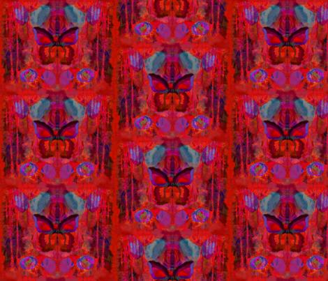 Getting My Wings fabric by lizzystitch_-_j_scanlon on Spoonflower - custom fabric
