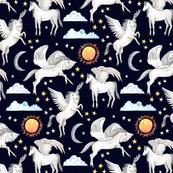 Pegasus, Son of Poseidon
