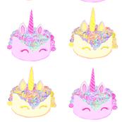 Unicorn cakes