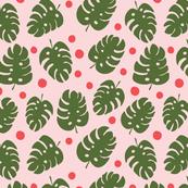 Polka Dot Palms (S)
