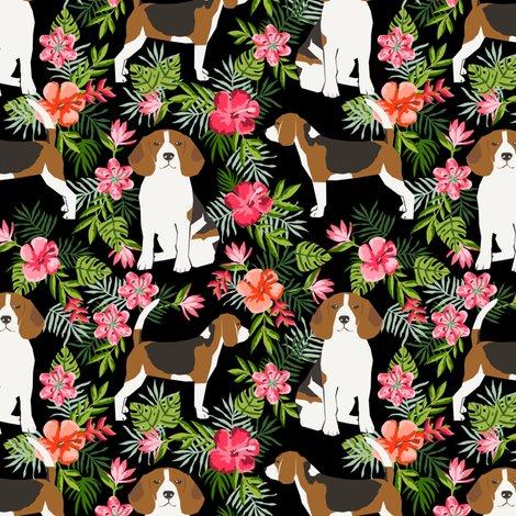 Rbeagle_hawaiian_floral_2_shop_preview