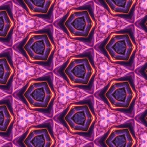 psychedelic_pink_orange_triangles