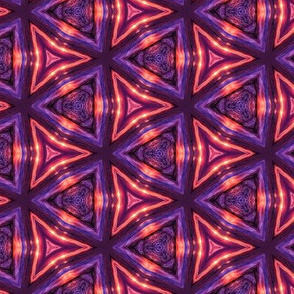 psychedelic_orange_purple_pink_triangles