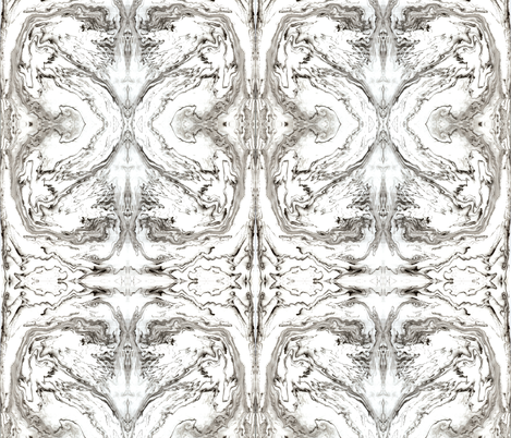 Suminagashi Marble fabric by sueclancy on Spoonflower - custom fabric