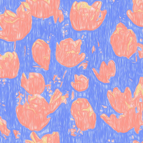Abstract_Tulips