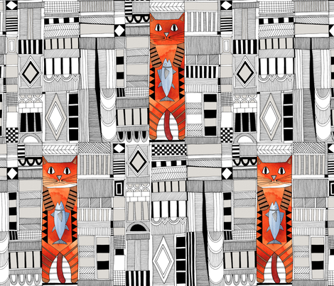 MOG fabric by scrummy on Spoonflower - custom fabric