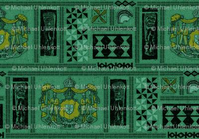 Hawai'i Coat of Arms 1d