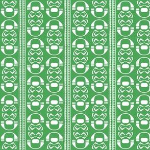 SUZI STRIPE Fresh Green