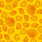 Sea_shells_orange_on_yellow_shop_thumb