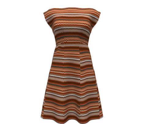 Zigzag Browns