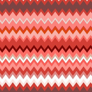 Zigzag Reds