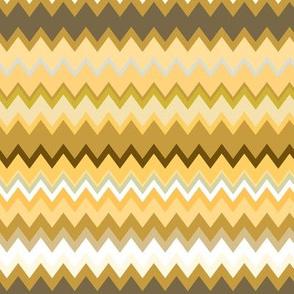 Zigzag Yellows