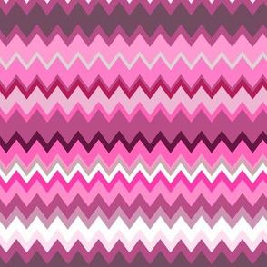 Zigzag Pinks