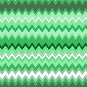 Zigzag Greens
