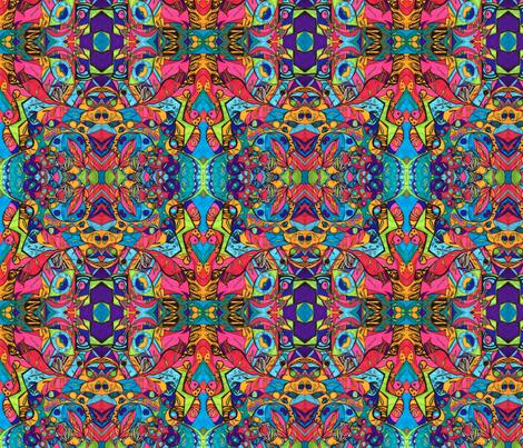 day dream fabric by chidi3s on Spoonflower - custom fabric