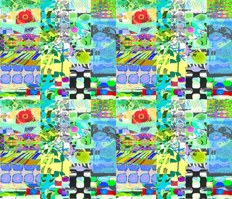 ABSTRACTION_IN_SPRING fabric by soobloo on Spoonflower - custom fabric