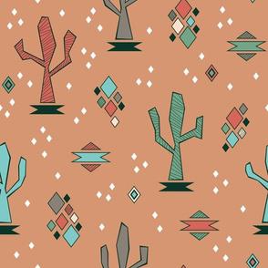 Geometric Cacti (Siesta)