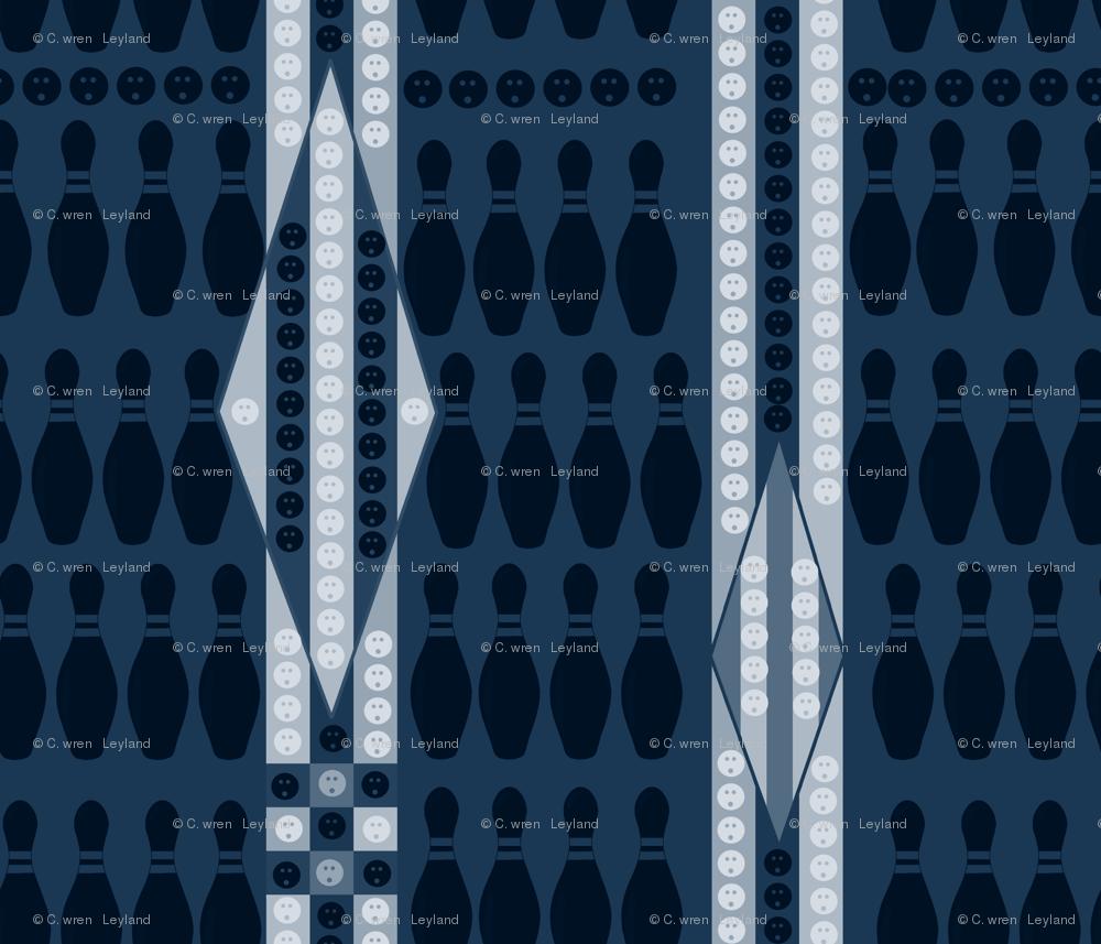Wolf Pattern Bowling Cool Inspiration Ideas