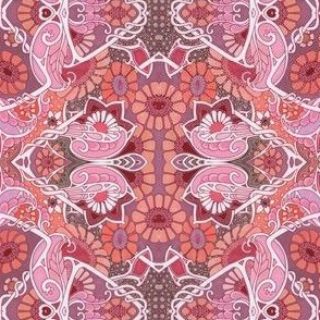 Paisley and Posy Patch