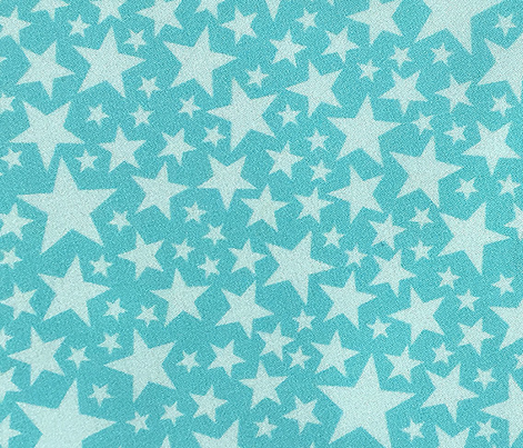 Star Shower* (Ultraviolet) || stars outer space galaxy universe pop art patriotic independence day July 4th geometric kids children baby nursery glitter sparkle