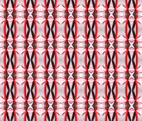 florascope 35 fabric by hypersphere on Spoonflower - custom fabric