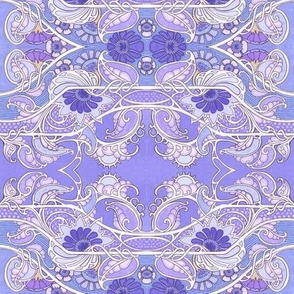 Peter Piper Ate a Peck of Purple Paisley