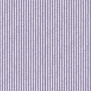 French Linen Petite Stripe - plum-ed