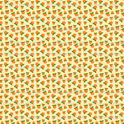 Apricots Sweet Cute Pattern