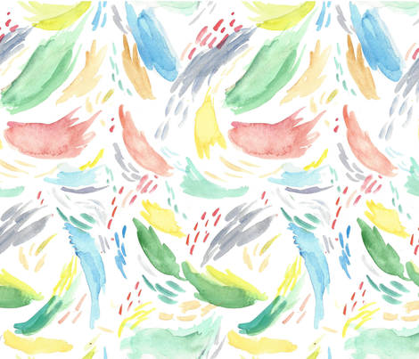 abstract_lines_copy fabric by sisterswhatfabric on Spoonflower - custom fabric