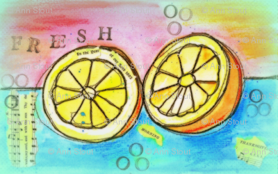 Good FRESH Oranges