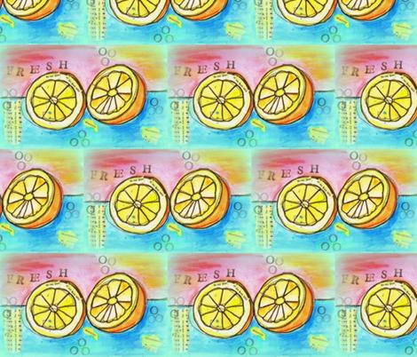 Good FRESH Oranges fabric by anniezs on Spoonflower - custom fabric