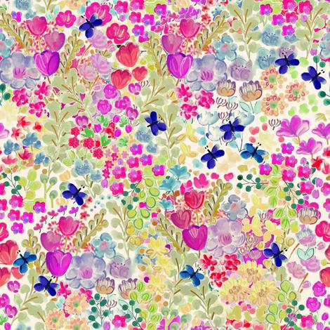 Kaleidoscope fabric by susan_polston on Spoonflower - custom fabric