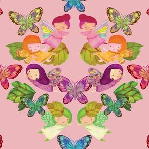 Fairy Damask {Petal}
