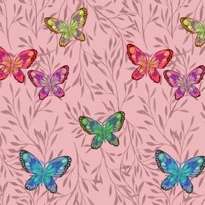 Butterflies in the Garden {Petal}