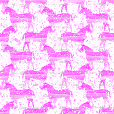 Unicorn Dreams (Pink)