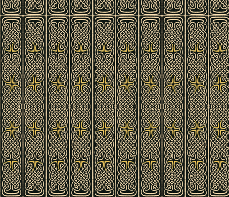 celtic 2 fabric by hypersphere on Spoonflower - custom fabric