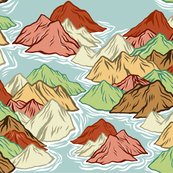 Floating Mountains