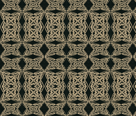 celtic 10 fabric by hypersphere on Spoonflower - custom fabric